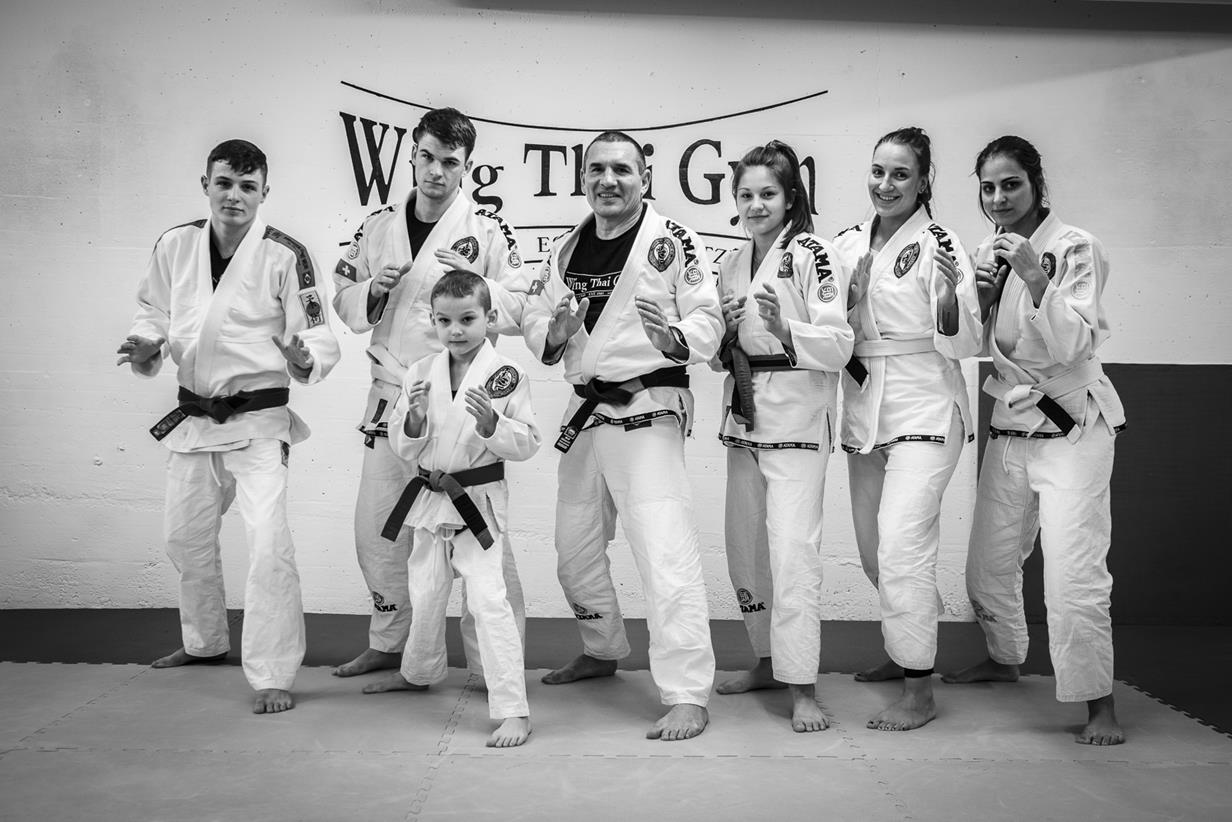 Brazilian Jiu-Jitsu: Kampfsport ohne Blessuren