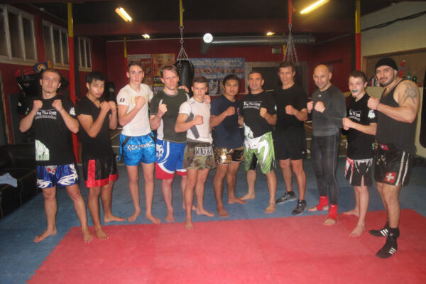 Training Wing Thai Gym Buchs Kampfsportzentrum