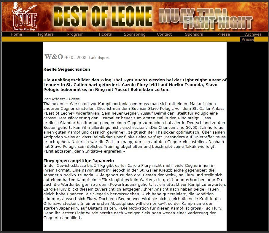 Best of Leone